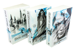 Mistborn Trilogy Box Set By Brandon Sanderson