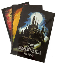 Load image into Gallery viewer, The Morrow Secrets Trilogy by Susan McNally 3 Books Collection Hardback