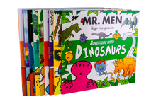 Load image into Gallery viewer, Mr Men Adventures 9 Books Collection