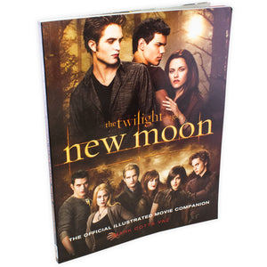 The Twilight Saga New Moon Official Movie Companion