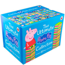 Load image into Gallery viewer, The Ultimate Peppa Pig Collection 50 Books Set