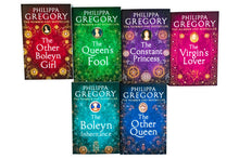 Load image into Gallery viewer, Philippa Gregory Tudor Court Novels 6 Books Collection
