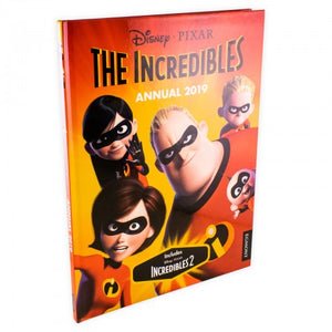 Disney Pixar The Incredibles Annual 2019
