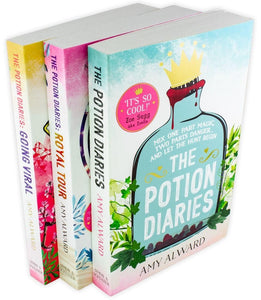 The Potion Diaries 3 Book Collection