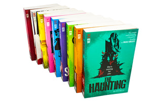 Red Eye Horror Series 9 Book Collection - Bangzo Books Wholesale