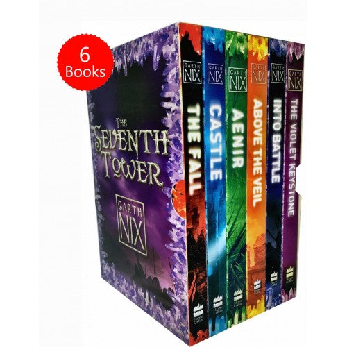 The Seventh Tower Collection 6 Books Box Set