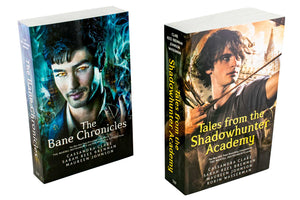 Bane Chronicles 2 Books Young Adult Collection Paperback Set By Cassandra Clare