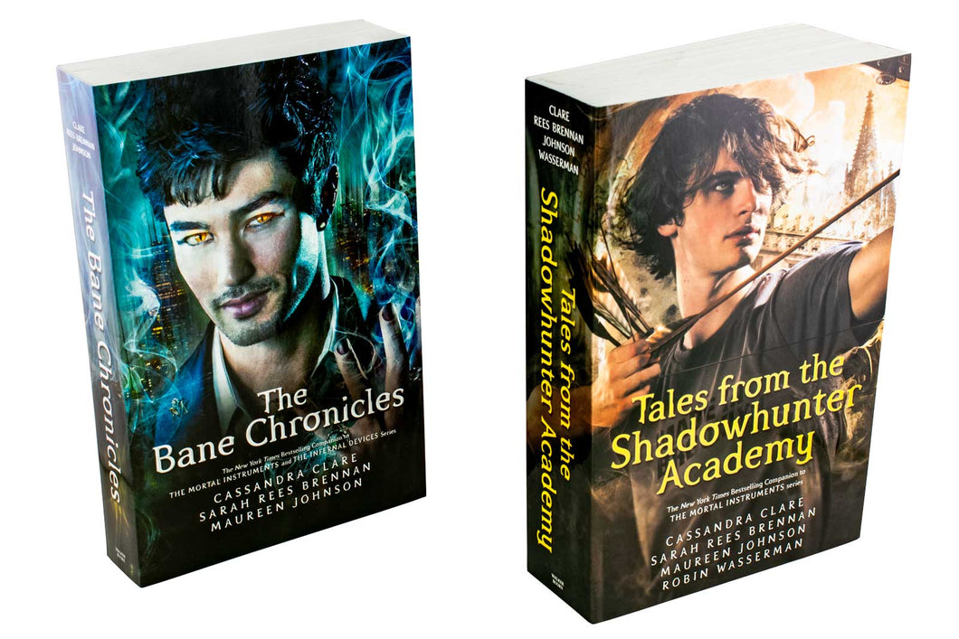 Tales From the Shadowhunter Academy and The Bane Chronicles 2 Book Set