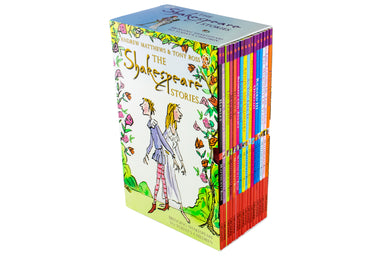 The Shakespeare Stories 16 Book Collection