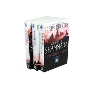Genesis of Shannara 3 Book Collection