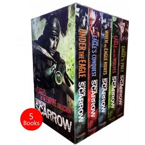 The Eagles of the Empire 5 Books Box Set