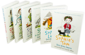 Dick King-Smith Sophie Stories 6 Books Collection