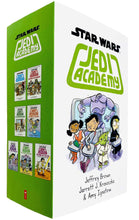 Load image into Gallery viewer, Star Wars Jedi Academy 7 Books Collection - Ages 9-14 - Paperback - Jeffrey Brown & Jarrett J. Krosoczka