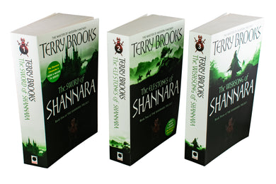 The Sword of Shannara 3 Book Collection