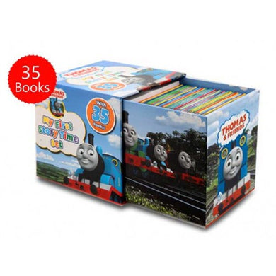 Thomas & Friends My First Story Time Box Set 35 Books