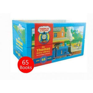 Thomas & Friends Collection 65 Books Box Gift Set