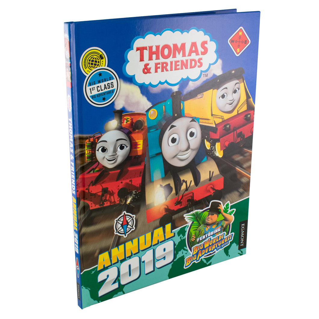 Thomas & Friends Annual 2019