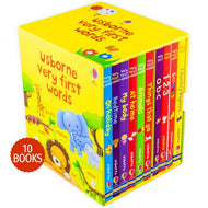 Usborne Very First Words 10 Board Books