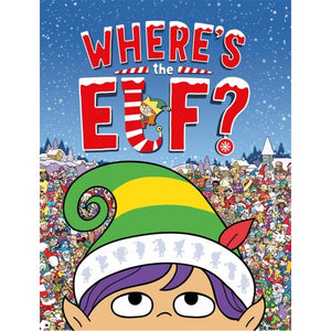 Where's the Elf? A Christmas Search-and-Find Adventure