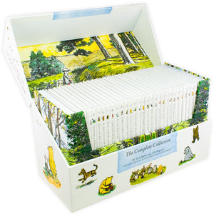 Winnie the Pooh Complete Collection 30 Books Box Set