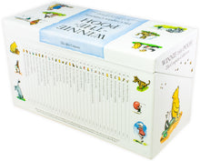 Load image into Gallery viewer, Winnie the Pooh Complete Collection 30 Books Box Set