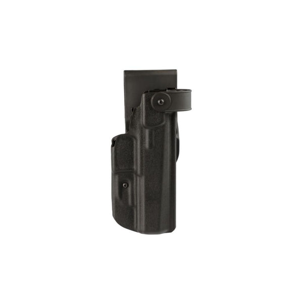 Hogue ARS Stage 2 Duty Holster CZ P10 Compact RH Black