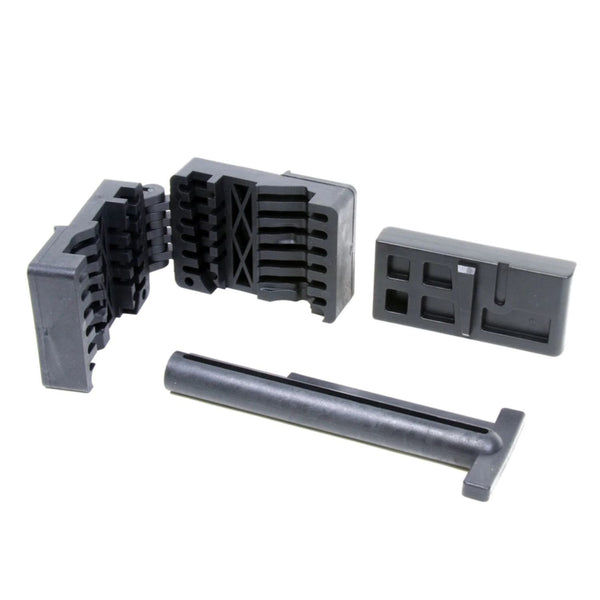 ProMag AR-15 M-16 UpperLower Receiver MagWell Vise Block Set