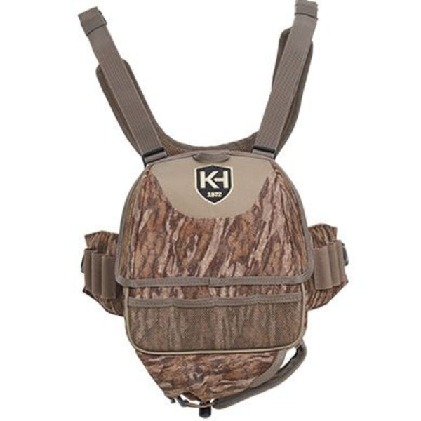 Knight and Hale RunNGun 100 Turkey Chest Rig-MO Bottomland