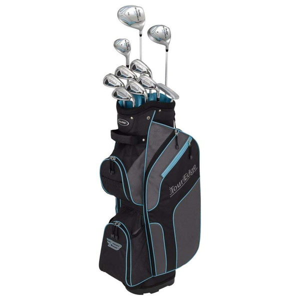 Tour Edge 2020 Bazooka 270 Full Golf Set Blk Grey
