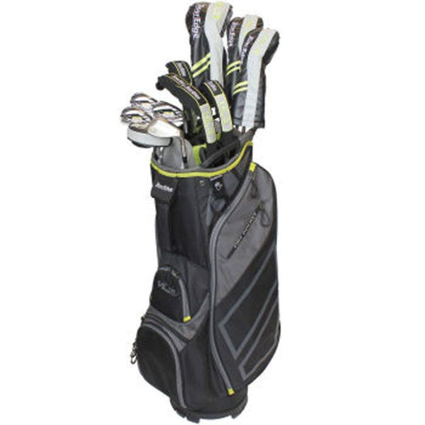 Tour Edge Hot Launch Mens HL3 To-Go Reg Complete Golf Set