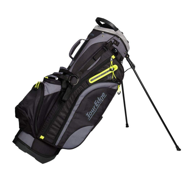 Tour Edge Hot Launch HL4 Ladies Golf Stand Bag-Sil Blk