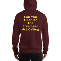 Hooded Sweatshirt Steelhead Calling
