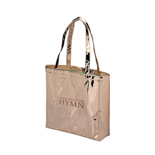Load image into Gallery viewer, Hymn Iridescent Metallic Tote