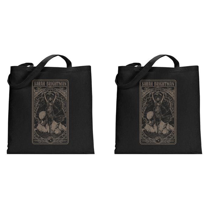 Fly Canvas Tote Bag - Sarah Brightman
