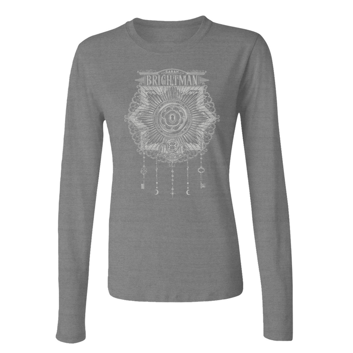 Chime Womens Long Sleeve Tee - Sarah Brightman