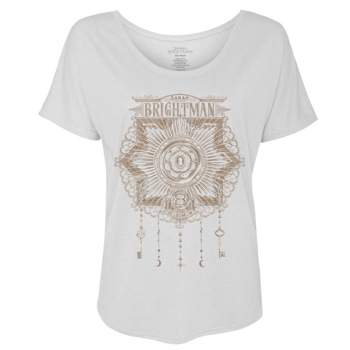 Chime Womens Tee - Sarah Brightman