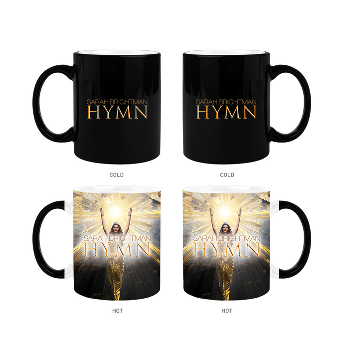 HYMN Temperature Changing Mug - Sarah Brightman
