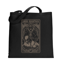Load image into Gallery viewer, Fly Canvas Tote Bag - Sarah Brightman