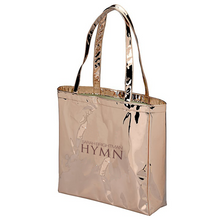 Load image into Gallery viewer, Hymn Iridescent Metallic Tote - Sarah Brightman