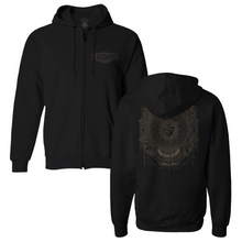 Load image into Gallery viewer, Sacred Heart Zip Hoodie - Sarah Brightman
