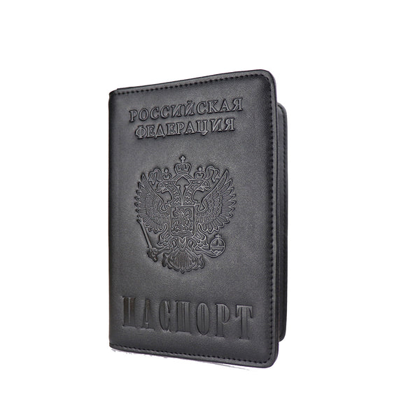 Luxury Passport Cover