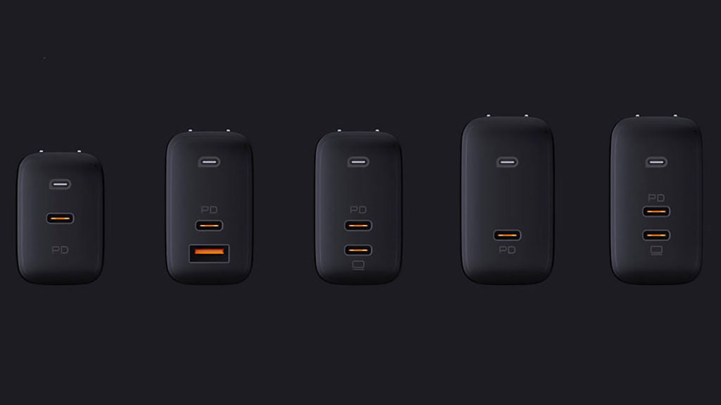 Aukey USB Power Delivery Series