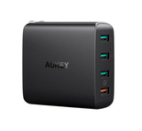 AUKEY PA-T18 4 Port USB Qualcomm Quick Charge 3.0 Travel Charger