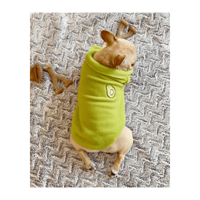 Avocado Fleece Sweater