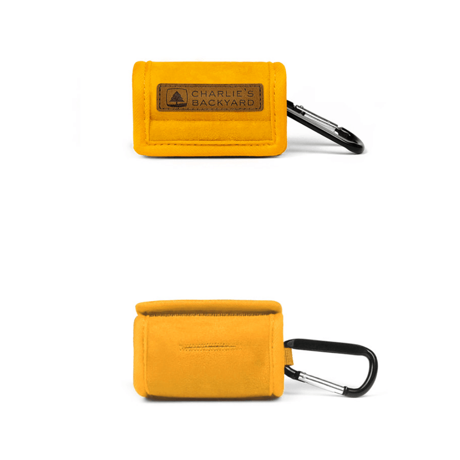 Easy Leash Bag - Yellow
