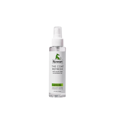 The Coat Refresh - Leave-In Conditioning Spray / Deodorizer for Dogs Grooming Rowan