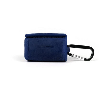 Easy Leash Bag - Navy Leash Accessories Charlie's Backyard