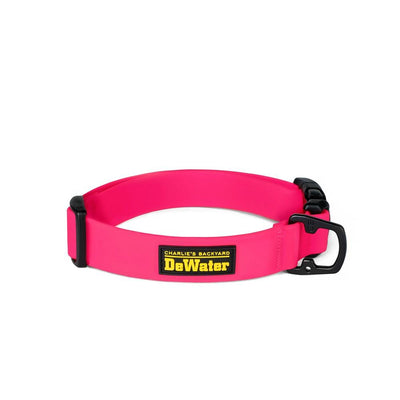DeWater Waterproof Collar  - Pink