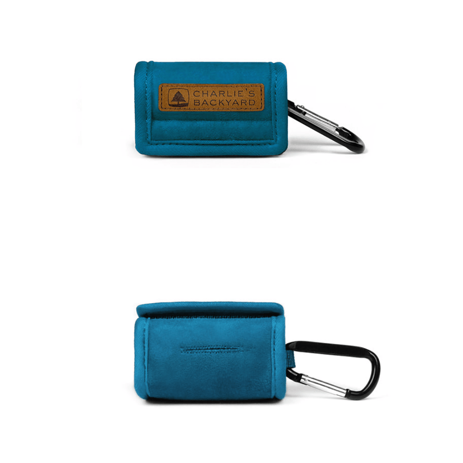 Easy Leash Bag - Blue