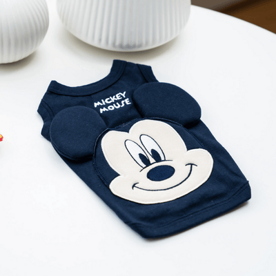 Mickey Mouse Pop-Up Ears Sleeveless Top